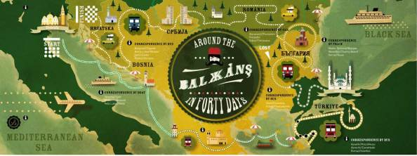 Balkans in 40